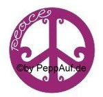Mini Peace - Stempel