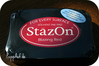 StazOn blazing red (rot)